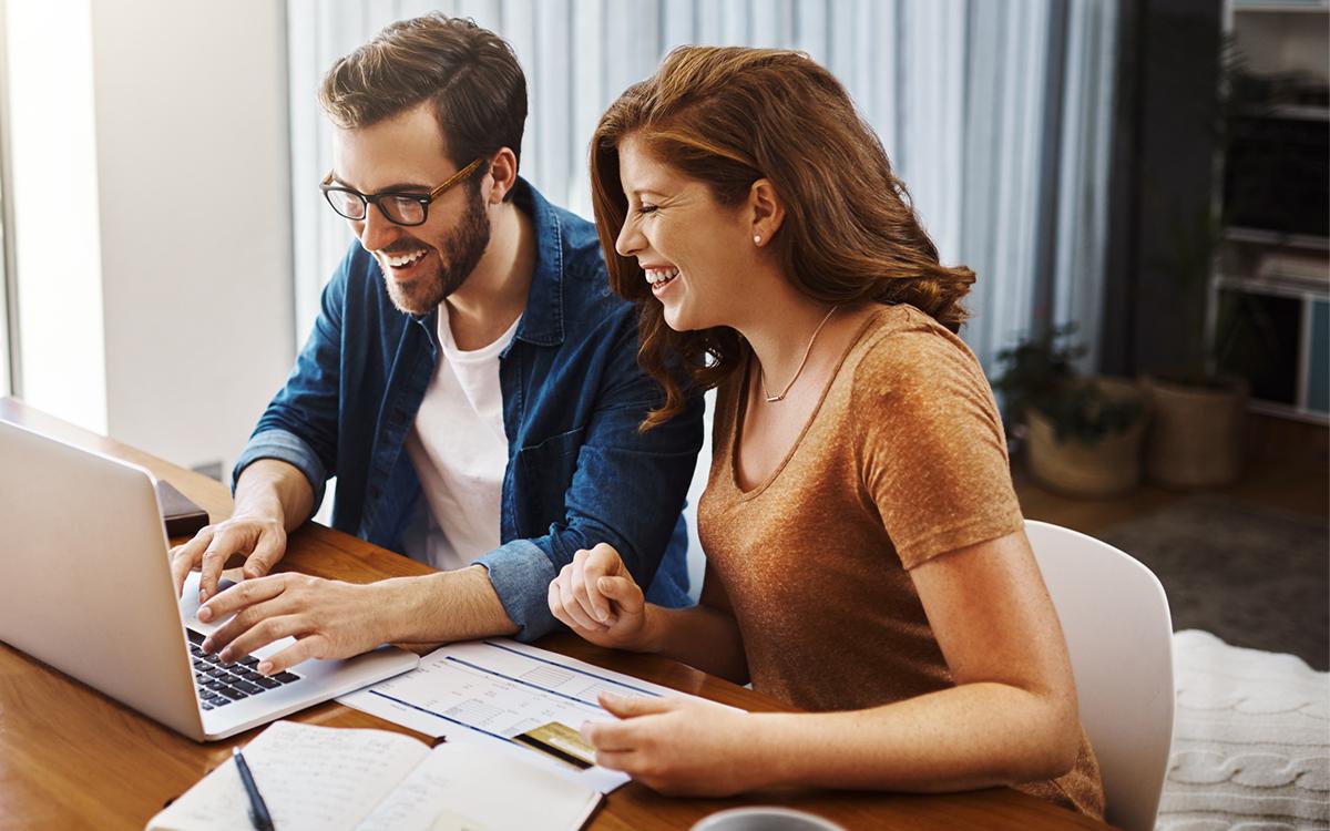 Produkte der DSL Bank: Helfen Sie Ihren Kunden auf dem Weg zum modernen Traumhaus.
